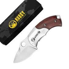 Kubey KB153 Folding knife 6al4v <b>titanium alloy</b> handle <b>D2 steel</b> ...