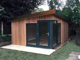 outdoor office shed. Modern Shed Office The Escape Designer Garden Rooms Designs Idea Wind . Drawn Outdoor