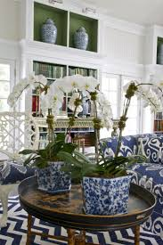 Decorating Ideas Using Blue And White