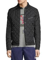 Designer Coats And Jackets Moncler Mens Fred Quilted Zip Front Jacket Moncler Cloth