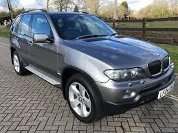 Coupe Series 04 bmw x5 : 2004 BMW X5 D Sport £6,449