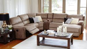 Modular Living Room Furniture Bourbon Modular Lounge Suite With Recliner And Chaise Want This