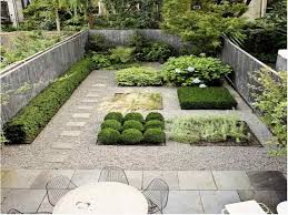 Small Picture Garden Design Ideas With Pebbles Stones Sixprit Decorps