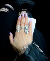 Lecompte Ring Set From Aldo Stiletto Confessions