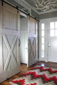 diy old doors and windows ugly barn door