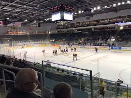 Barrie Colts Arena Seating Chart Leons Centre Section 110 Row 11 Seat 22 Kingston