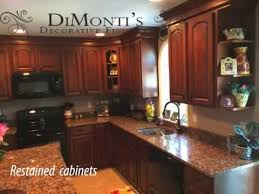 Kitchen Cabinet Refinishing 1/3 Cost Of Replacing Or Refacing   YouTube