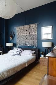 Navy  Dark Blue Bedroom Design Ideas  Pictures - Dark blue bedroom