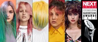 Kolorista Roku 2017 Nominace Czech And Slovak Hairdressing Awards