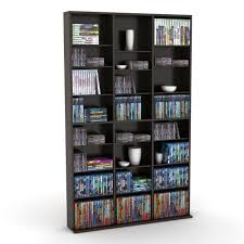 Cherry Wood Dvd Storage Cabinet Wood Dvd Tower Artenzo