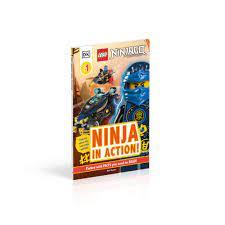 LEGO NINJAGO Ninja in Action! (DK Readers Level 1): Amazon.de: Davies,  Beth, DK: Fremdsprachige Bücher