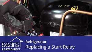 lg refrigerator relay and overload kit. how to replace a refrigerator compressor start relay lg and overload kit