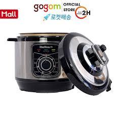 Nồi áp suất điện BlueStone PCB-5619ASN001-M17 GOGOM-1666 - Nồi ủ
