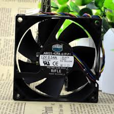 discount 12v computer fan wiring 2017 12v computer fan wiring on shipping original coolermaster a8025 42rb 61p p1 12v 0 54a 8cm four wire pwm fan thermostat