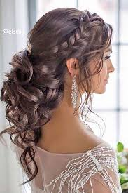 hairstyles for wedding. 36 Trendy Swept Back Wedding Hairstyles Hair and beauty