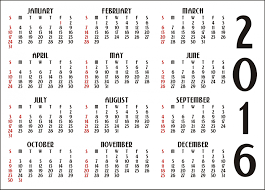 12 month 12 month calendar 2016 free stock photo public domain pictures