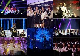 Gallery Performances And Highlights From The Gaon Chart K