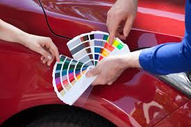 Automotive Paint Color Mixing Chart Matching Paint Colours What Students In Car Painting