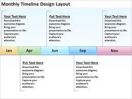 Year Timeline Template Business Timelines Rome Fontanacountryinn Com