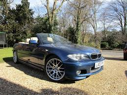 BMW 3 Series bmw 3 series convertible : Used Bmw 3 Series Convertible 2.5 325ci Sport 2dr in Peterborough ...