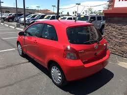 Used 2008 Toyota YARIS 2 DOOR HATCHBACK; LIFTBACK at Rocky's Mesa