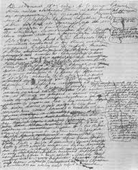 war and peace   wikipediatolstoy    s notes from the ninth draft of war and peace