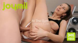 Den AND Josephine At The Gym Video joymii
