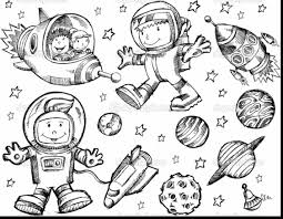 Small Picture incredible printable alien coloring pages with outer space
