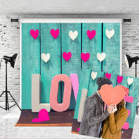 Love Backdrops Hearts NZ