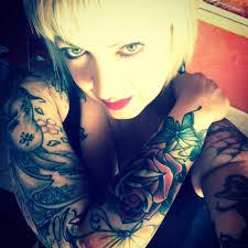 Donna Mayla Tattoo Expo Bologna