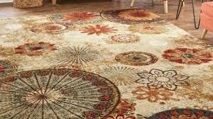 attractive 10x10 square area rug of mohawk home strata caravan medallion multi 10