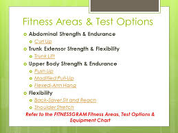 Physical Fitness Test Agenda Pft Overview Video