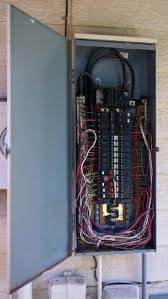 why does my circuit breaker panel make a buzzing humming noise when Electrical Fuse Box why does my circuit breaker panel make a buzzing humming noise when my ac comes on? george brazil
