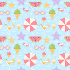 Summer Pattern Cool How To Design A Summer Seamless Pattern In Affinity Designer