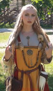 Viking Hairstyle Female womens viking dress bing images viking dress pinterest 2060 by wearticles.com