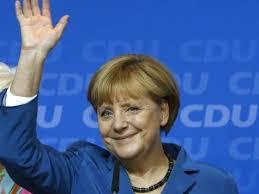 المانيا - فوز ميركل بزعامة حزبها للمرة التاسعة