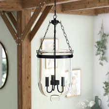 laurel foundry modern farmhouse 3 light candle style farmhouse style chandelier 3 light candle style chandelier