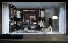 architecture awesome modern home office desk design. Architecture Awesome Modern Home Office Desk Design Idea With Walk In Closet Dark Brown Cream Pouffe D