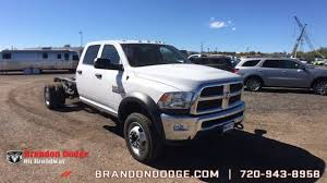 2018 dodge 5500 for sale. Brilliant Sale 2018 Ram 5500 Chassis TradesmanSLTLaramie Truck Crew Cab For Sale Near  Denver With Dodge