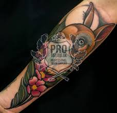 Fusion Pastel Set Set Barev Na Tetování