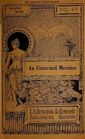 The Project Gutenberg eBook of An Uninvited Member, by Elizabeth F. Guptill.