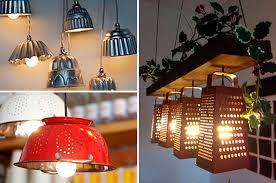 8 Increíbles Ideas De Lámparas Para Cocina Con Poco Dinero