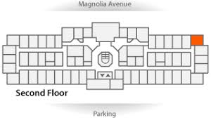 Second Floor - Lowder Hall