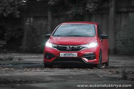 2018 honda jazz facelift. exellent jazz 2018 honda jazz 15 rs in honda jazz facelift