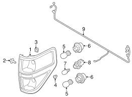 wire harness genuine ford 9l3z 13a409 cb genuine factory oem wire harness ford 9l3z 13a409 cb