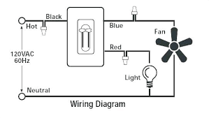 hunter ceiling fan wiring diagram switch housing cover