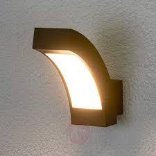 Lennik Led Exterior Wall Lamp Ip54 6390 From Lightscouk