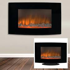 free standing electric fireplace with mantle stylish top 60 bang up charmglow heater best glass doors inside 17