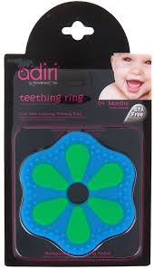 <b>Adiri Прорезыватель Petal Teething</b> Ring - купить по выгодной ...