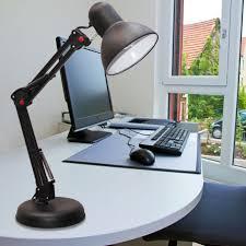 Chân Đèn Bàn Học Tập Làm Việc Có Chân Kẹp Bàn Kiểu Dáng Pixar Bằng Thép  Khối Lượng 1.6Kg Mã T811 Màu Đen - P189127 | Sàn thương mại điện tử của